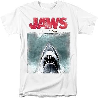 Jaws Logo Remixes Unisex Adult T Shirt