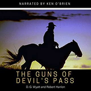 The Guns of Devil's Pass audiobook cover art