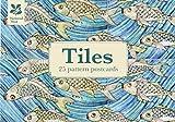 TILES POSTCARD BK (National Trust Art & Illustration) - National Trust