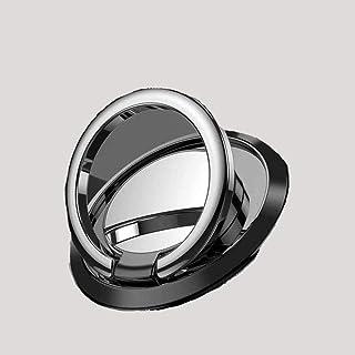 Boleyi Phone Anello,360 Phone Ring/Grip/Stand/Holder per tutti i Telefoni e Tablet Compatibile con Supporto Magnetico per ...