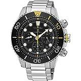 [セイコー] 腕時計Prospex Sea Diver's 200m Chronograph Solar Sports Yellow SSC613P1 【並行輸入品】