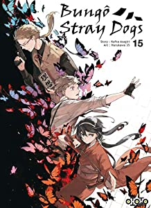 Bungô stray dogs Edition simple Tome 15