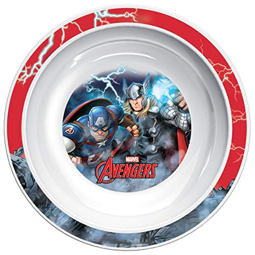 Trudeau Avengers Powerful - Piatto profondo, 20,5 cm