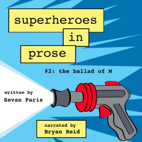 Superheroes in Prose, Volume Two  By  cover art