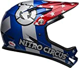 Bell Sanction Adult Full Face Bike Helmet (Nitro Circus Gloss...