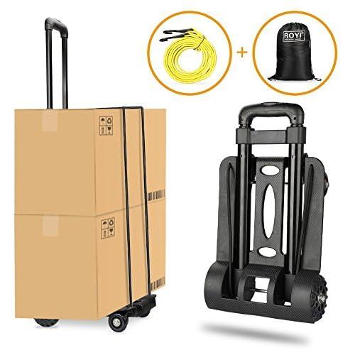 741ffdce8047 Foldable Luggage Cart: Amazon.com