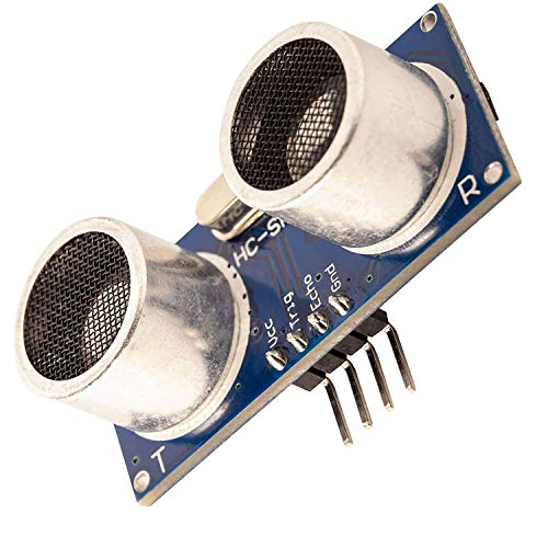AZDelivery HC-SR04 Ultrasonic Module Rangefinder Sensor for Raspberry Pi and Arduino including eBook