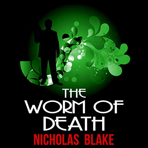 The Worm of Death audiobook cover art