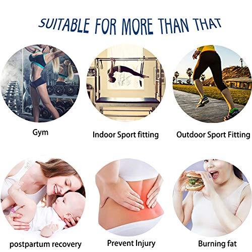 Women Waist Trainer Belt Waist Cincher Trimmer Slimming Body Shaper Belt for Weight Loss Sport Workout