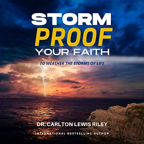 Storm Proof Your Faith audiobook cover art