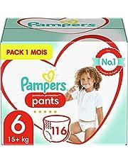 Pampers Premium Protection Pants miesięczny box
