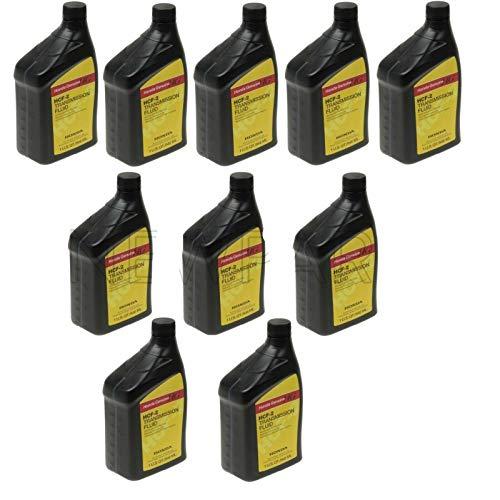 for Set of 10 Quarts AutoforMatic Trans Fluid HCF-2 Gеnuіnе for Hoda Ассоrd Сіvіс 08200HCF2 / 08200 HCF2 / 08200-HCF2