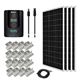 Renogy 400Watt 12V Monocrystalline Sailboat Solar Panels by Renogy
