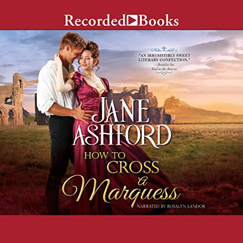 How to Cross a Marquess audiobook cover art