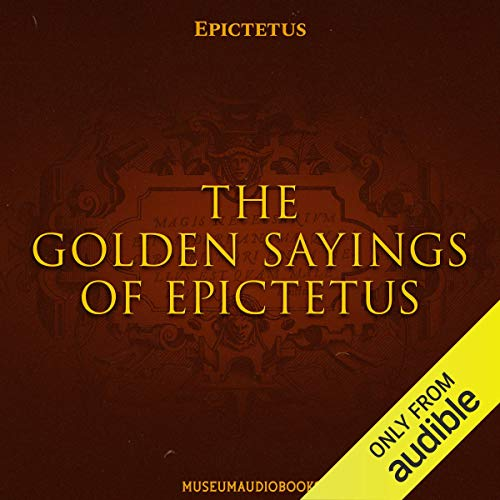 The Golden Sayings of Epictetus Titelbild