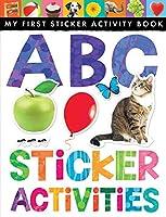 ABC Sticker Activities (My First)