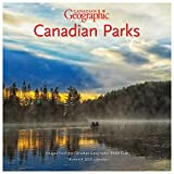 Canadian Geographic Canadian Parks 2020 12 x 12 Inch Monthly Square Wall Calendar, Canadian Regional Travel Canada