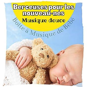 Berceuses pour les nouveau-nés, Musique douce pour les bébés et les mères, Boîte à musique, L'océan