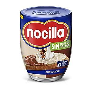 Nocilla Chocoleche-Sin Aceite de Palma:Crema de Cacao-380g (Pack de 2)