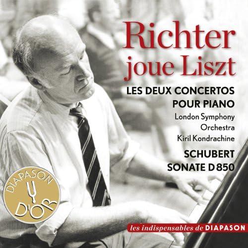 Sviatoslav Richter, London Symphony Orchestra & Kiril Kondrachine