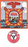 """POST SHOP HITS / Aus der Langspielplatte IDEA / BEE GEES / mit """"I started a joke"""" und """"Idea"""" / … AUF GEHTS / PROMOTION / Unverkäufliche Werbeplatte / WERBUNG / 1969 / Bildhülle / Polydor TOP HITS # 102 549 / Deutsche Pressung / 7' Vinyl SP Single-Schallplatte /"""