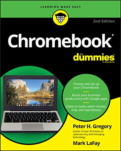 Chromebook For Dummies (For Dummies (Computer/Tech))