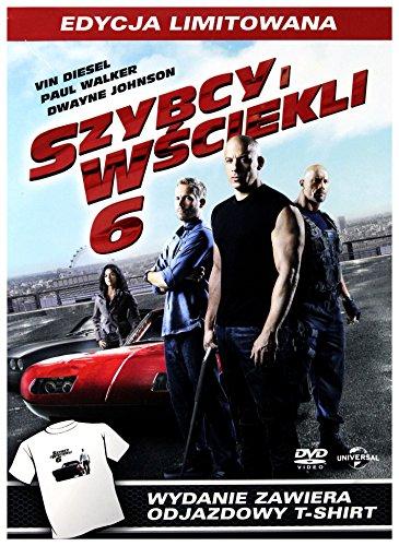 The Fast and the Furious 6 (BOX) [GADŻET]+[DVD] [Region 2] (IMPORT) (Keine deutsche Version)