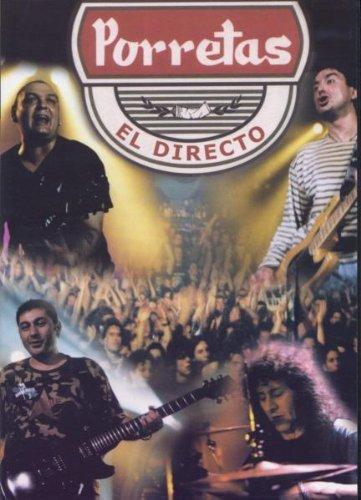 Los Porretas - El Directo [Alemania] [DVD]