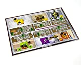 Gaming Trunk Terraforming Mars Player mat Overlays. Set of Five. Second Print Run
