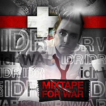 MIXTAPE FOR WAR