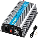 VEVOR Grid Tie Solar Inverter, 1000W MPPT Power...