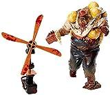 Dead Island Collectible Figurine Set: Popcorn Suicide Zombie