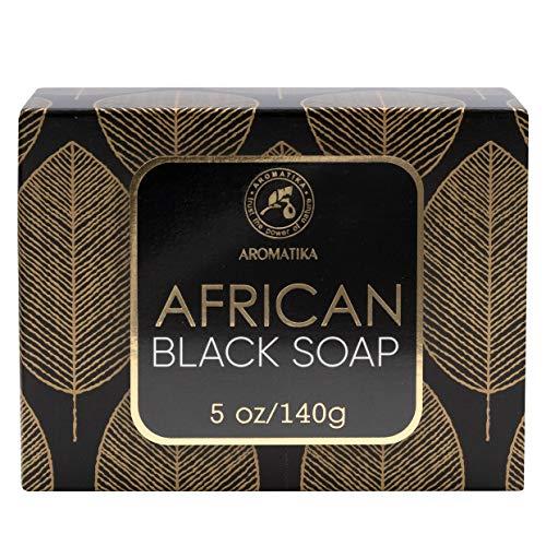 Jabón Negro Africano 140g - Hidratante - Nutritivo - Jabón Negro Africano...