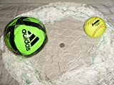 Fishing Net, Soccer, Basketball, Disc Golf Safety Netting. Choose Your Size (12' x 25)
