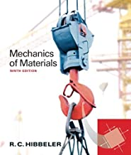 Mechanics of Materials (9th Edition) by Hibbeler, Russell C. 9th (ninth) (2013) Hardcover