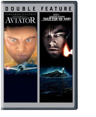 Aviator/ Shutter Island (DVD) (DBFE)