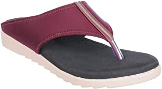 HEALTH FIT Healthfit Women's Extra Soft Comfortable with Extra Arch Support Diabetic & Orthopedic Outdoor Indoor Chappals HF903