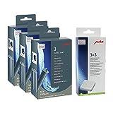 Jura Pack combinado 71794 + 61848 Claris Smart (3 paquetes de 3) + 3 pastillas descalcificadoras