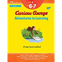 Curious George Adventures in Learning, Grade 1 [Paperback]