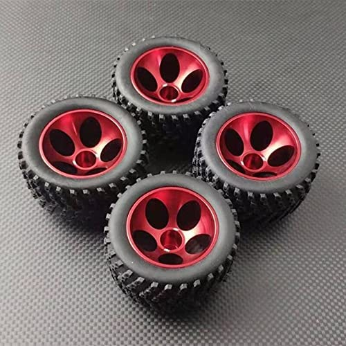 PA RC Fashion Save money - Big Foot Metal Car WheelTires Buggy Upgra for Mini-Z