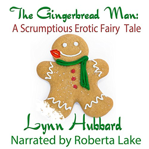 The Gingerbread Man audiobook cover art