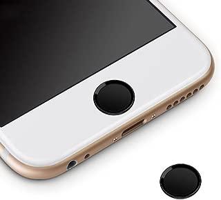 Sakula Home Button Sticker Touch ID Button for iPhone 7 7 Plus 6S Plus 6S 6 Plus 6 5S SE iPad mini iPad Air