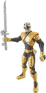Power Rangers Samurai Gold Mega Ranger Light