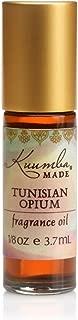 Kuumba Made Tunisian Opium Fragrance Oil Roll-On .125 Oz / 3.7 ml (1-Unit)