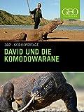 David und die Komodowarane