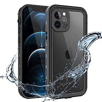 Amazon - 50% Off on iPhone 12 Pro Case, Full-Body Protective iPhone 12 Pro Waterproof Case