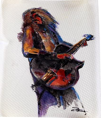 El Paso Mall Ted Nugent Rare Charles Pace Painting Price reduction Personal his Collecti From