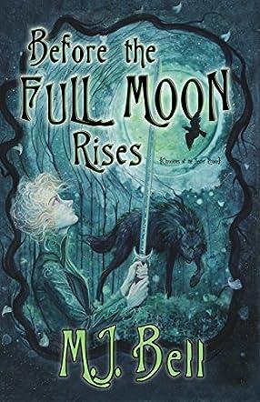 Before the Full Moon Rises