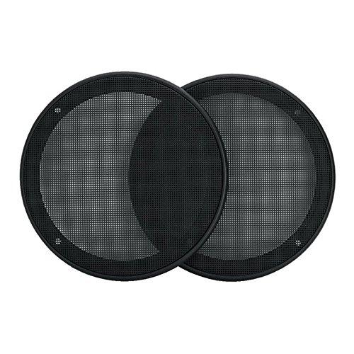 Sound-way Griglie Mascherine di Protezione per Altoparlanti Casse Autoradio 13 cm