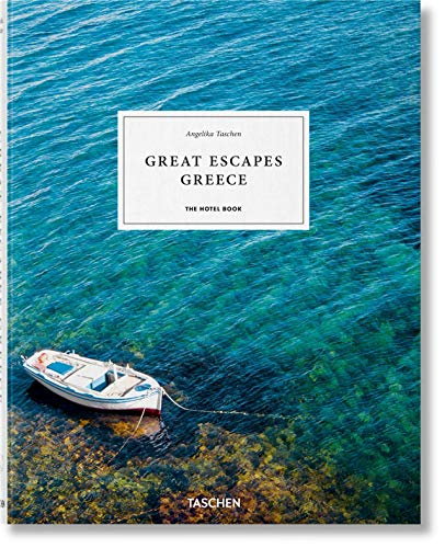 Great Escapes: Greece. The Hotel Book (Jumbo)